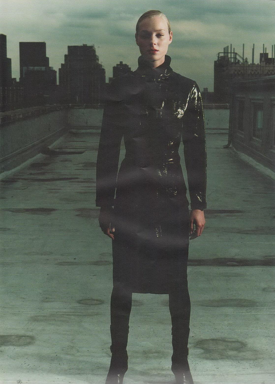 Lisa Davies (fashion model)