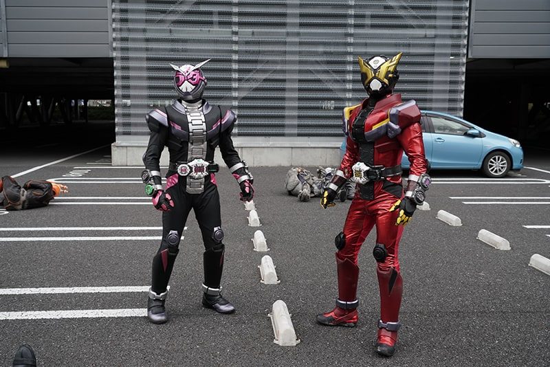 Picture of Kamen Rider Heisei Generations Forever