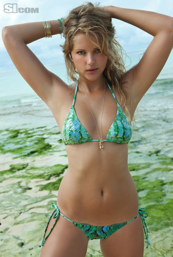 Sports Illustrated Swimsuit 2011 (437 u0444u043eu0442u043e) (u044du0440u043eu0442u0438u043au0430) .
