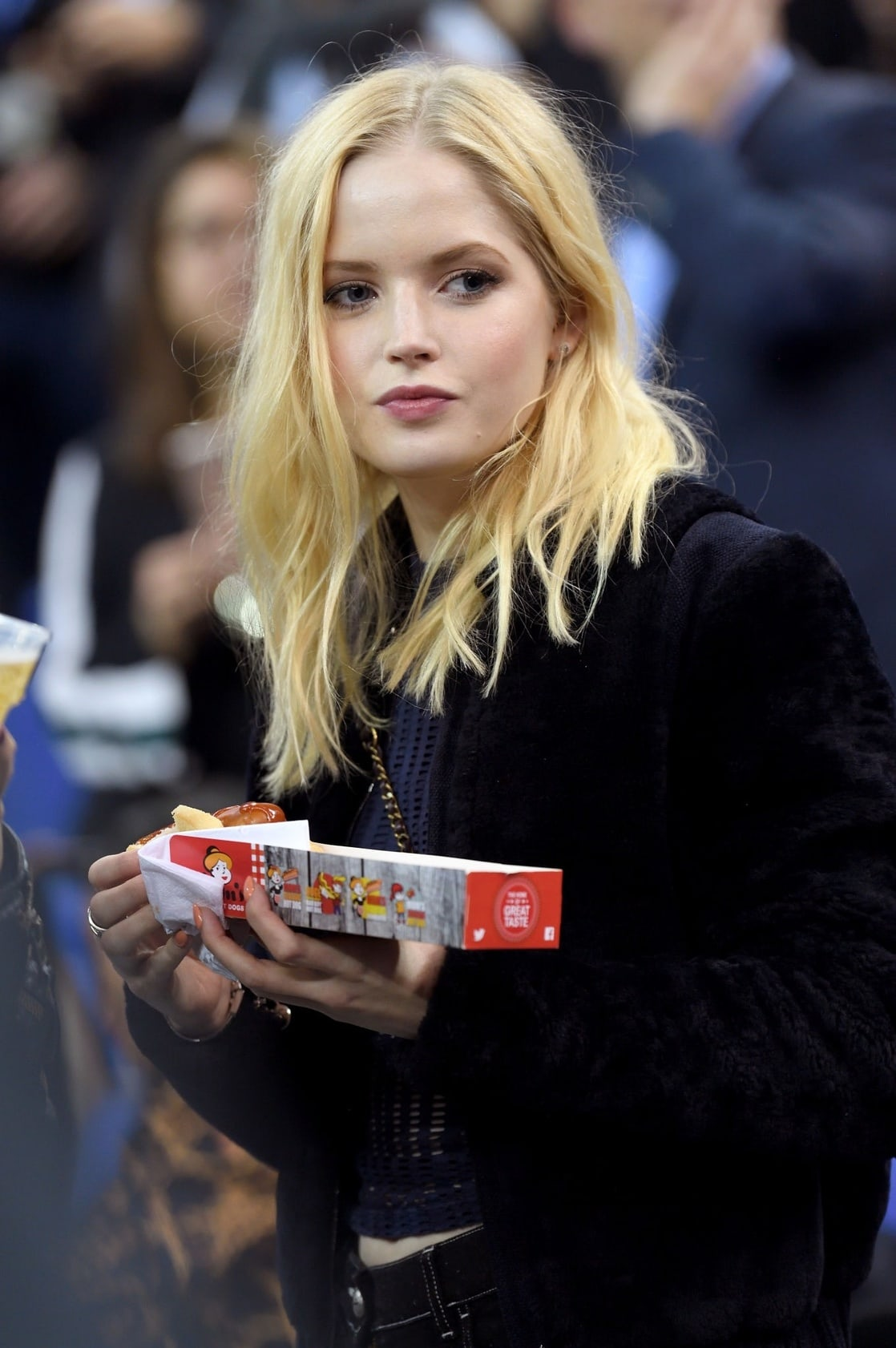 Picture Of Ellie Bamber
