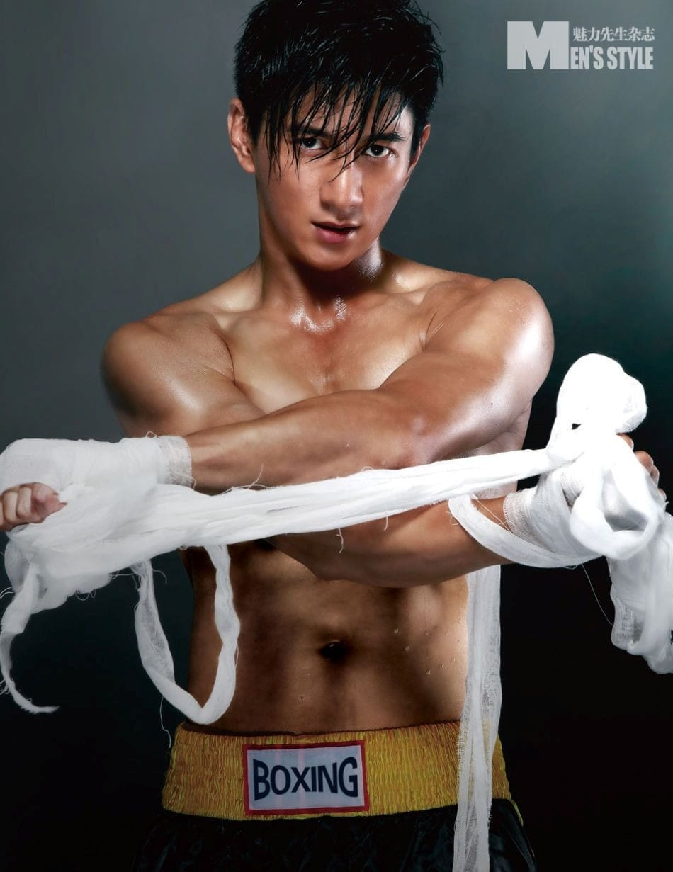 Famous Taiwan actor Nicky Wu Qilong picture (89)__I am a
