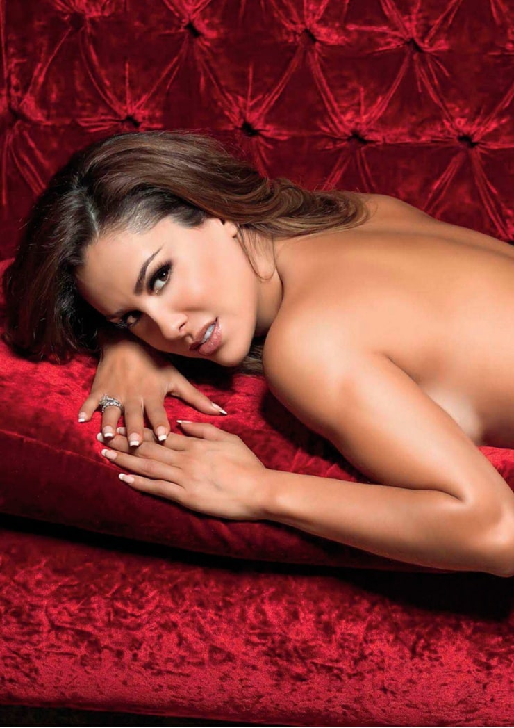 Ninel Conde Nude, Naked