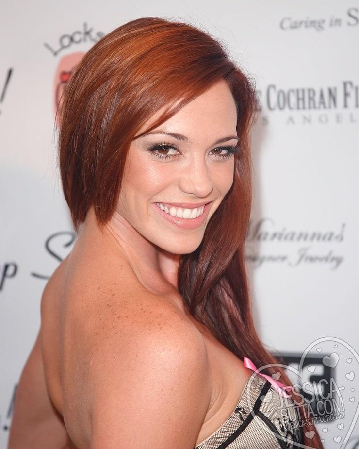Jessica sutta redhead — pic 11