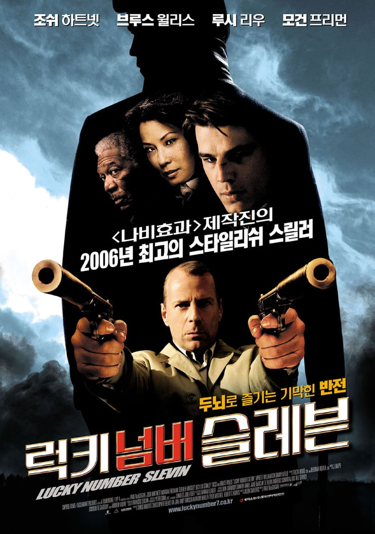 lucky number slevin 2006 download