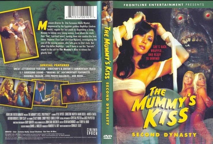 the mummys kiss 2003 movie