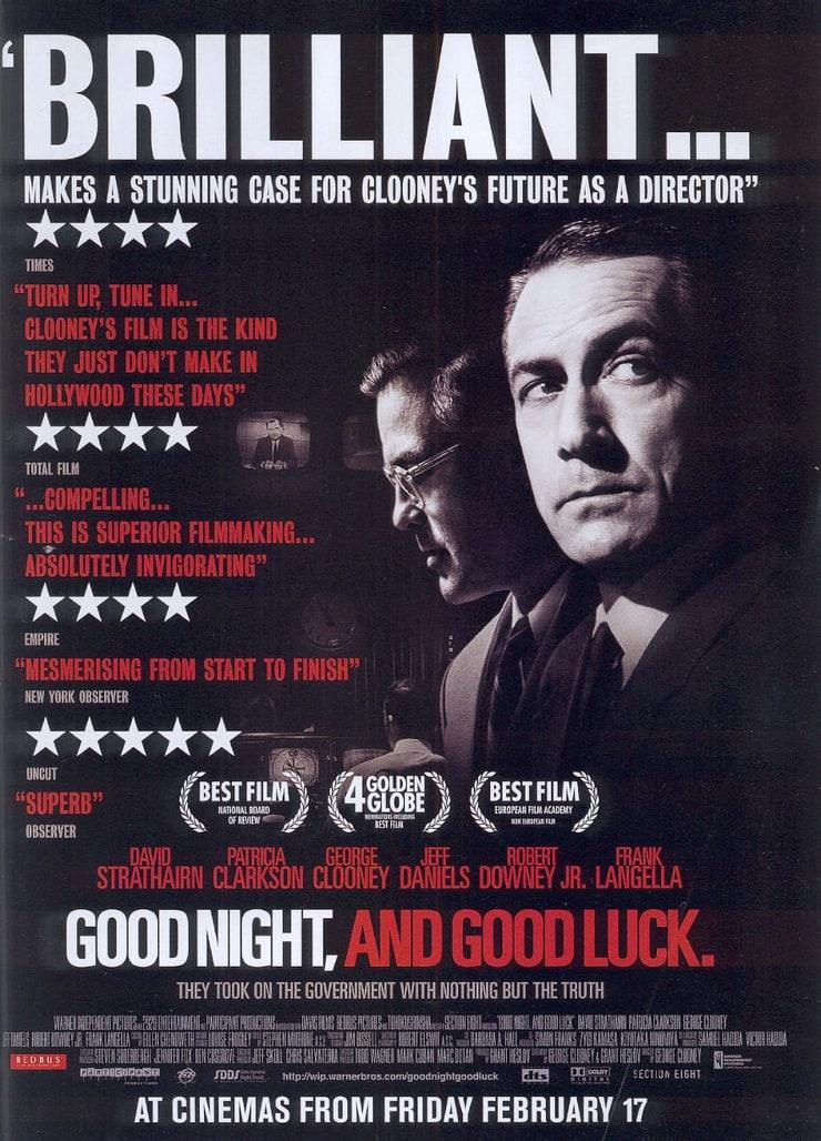 Movie good night good luck