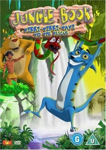 picture of jungle book rikkitikkitavi to the rescue