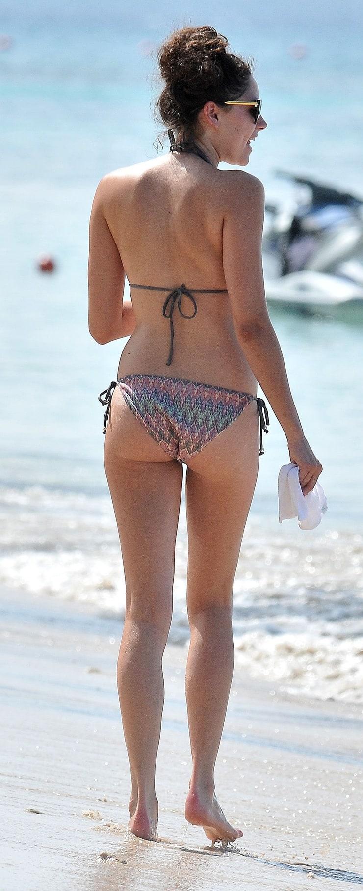 Eliza doolittle cute little panties upskirt