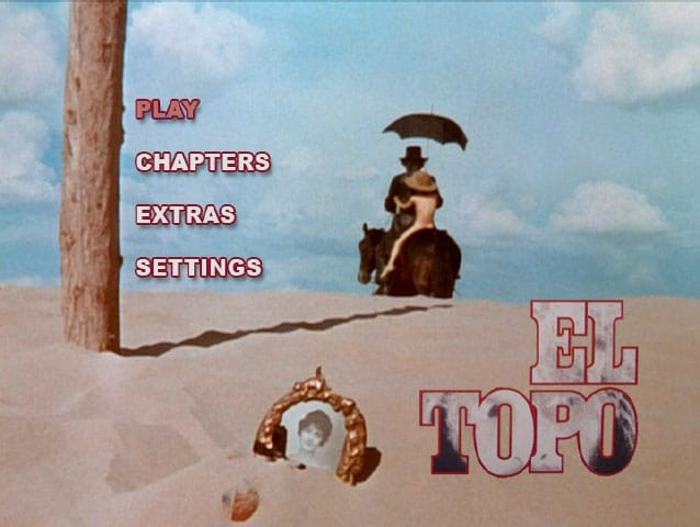 Alejandro Jodorowsky / El topo (1970) (With images) | The