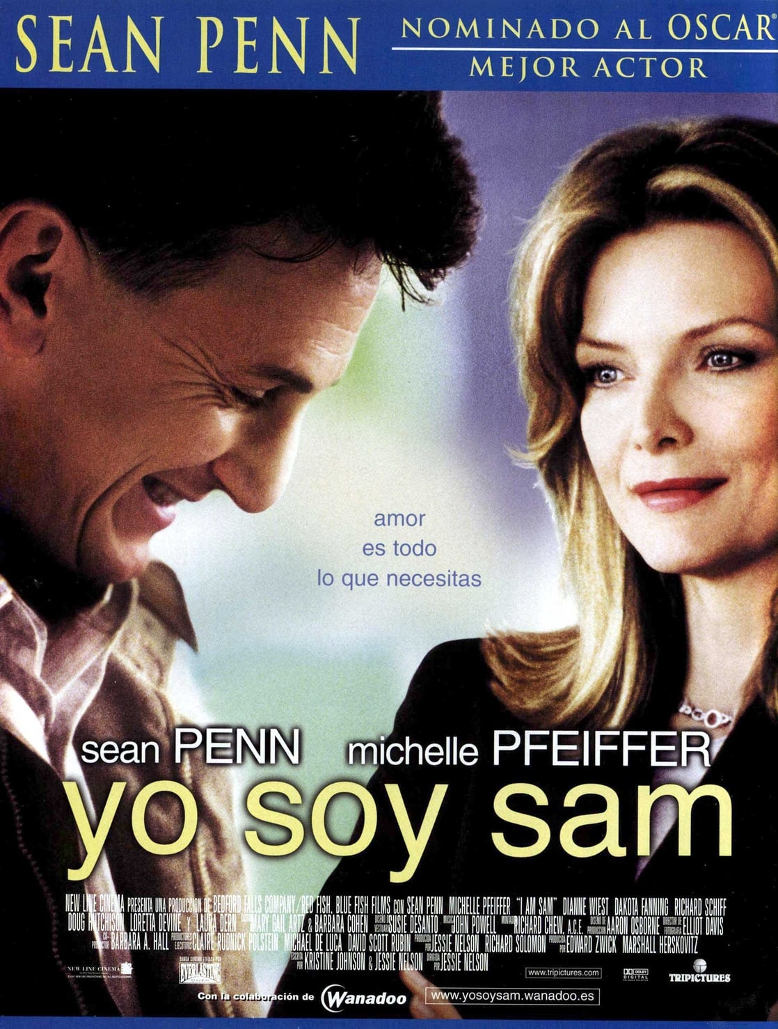 Picture of I Am Sam (2001) I Am Sam Poster