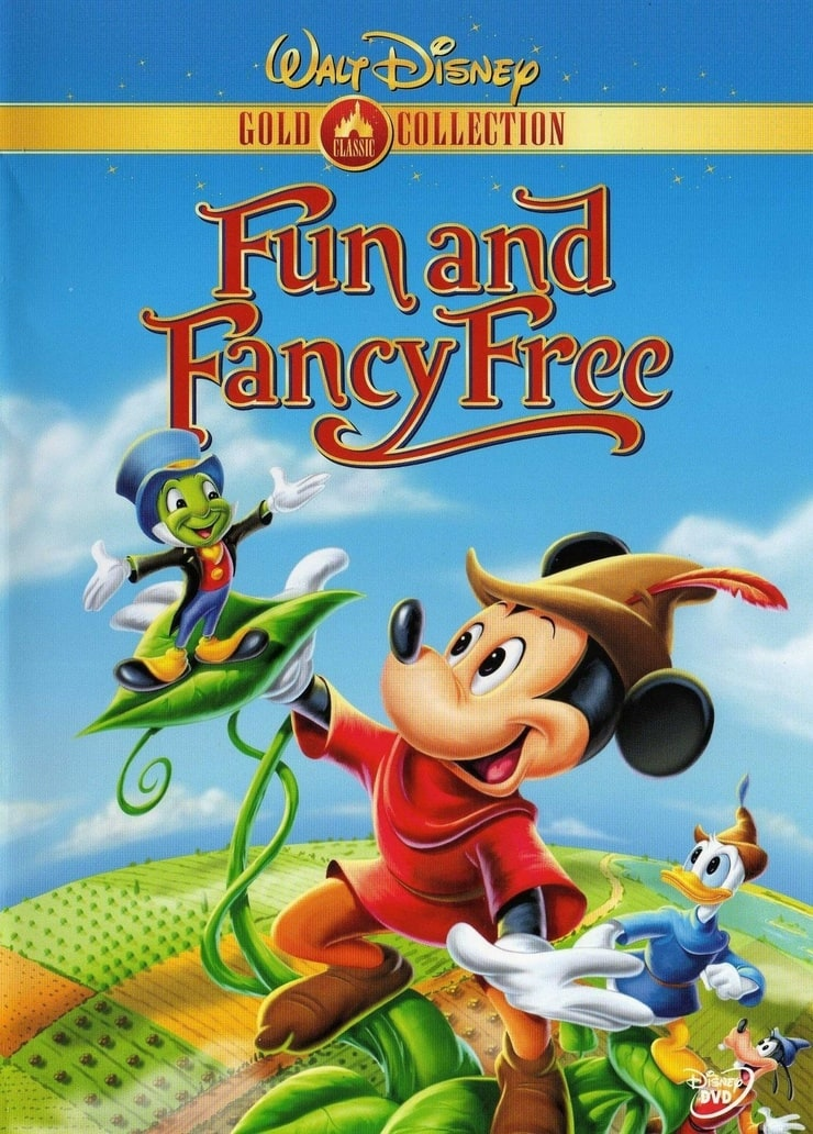 Picture of fun and fancy free disney gold classic collection