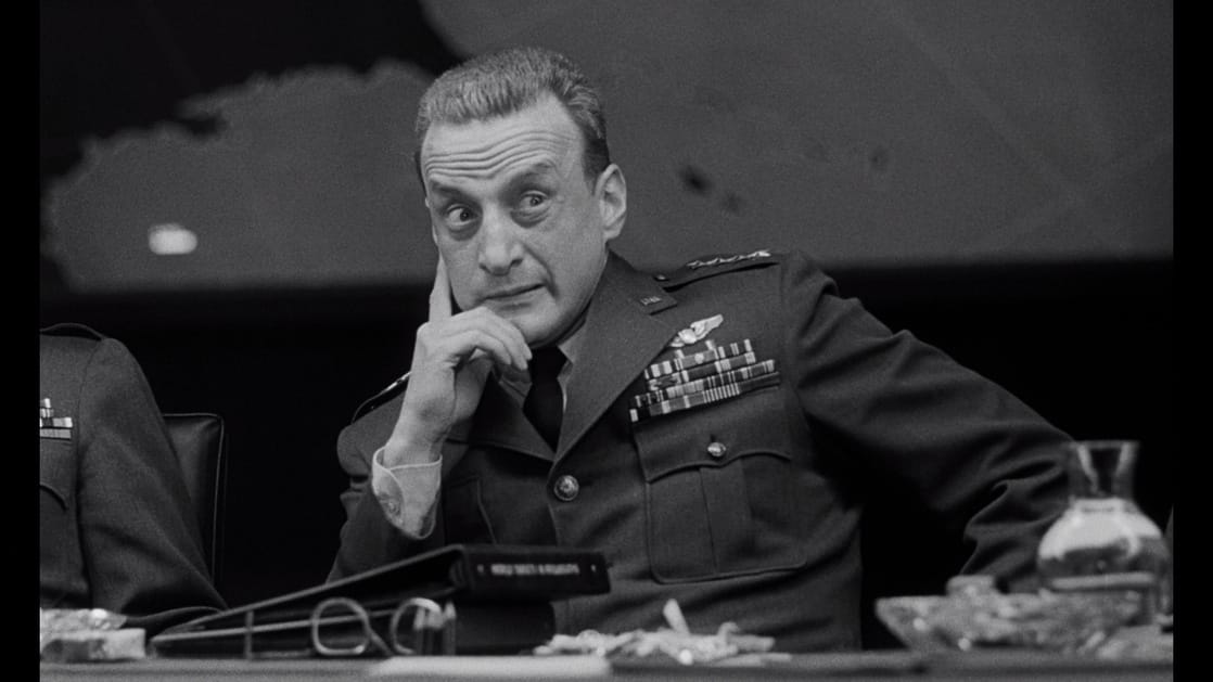 book report on dr strangelove Dr strangelove, or, how i learned to stop worrying and love the bomb has 345 ratings and 28 reviews corey said: let me see if i've got this straight p.
