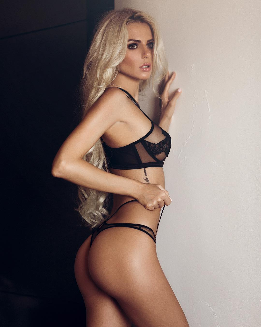 Liza Svistunova Nude Photos 51