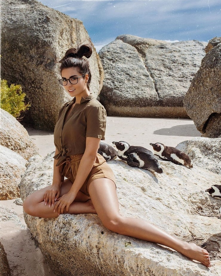 Picture Of Irina Dreyt