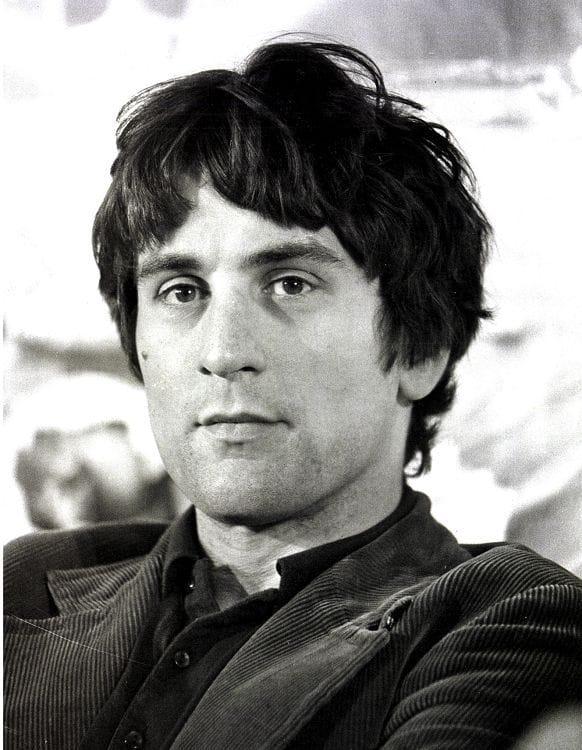 Роберт де ниро молодой фото