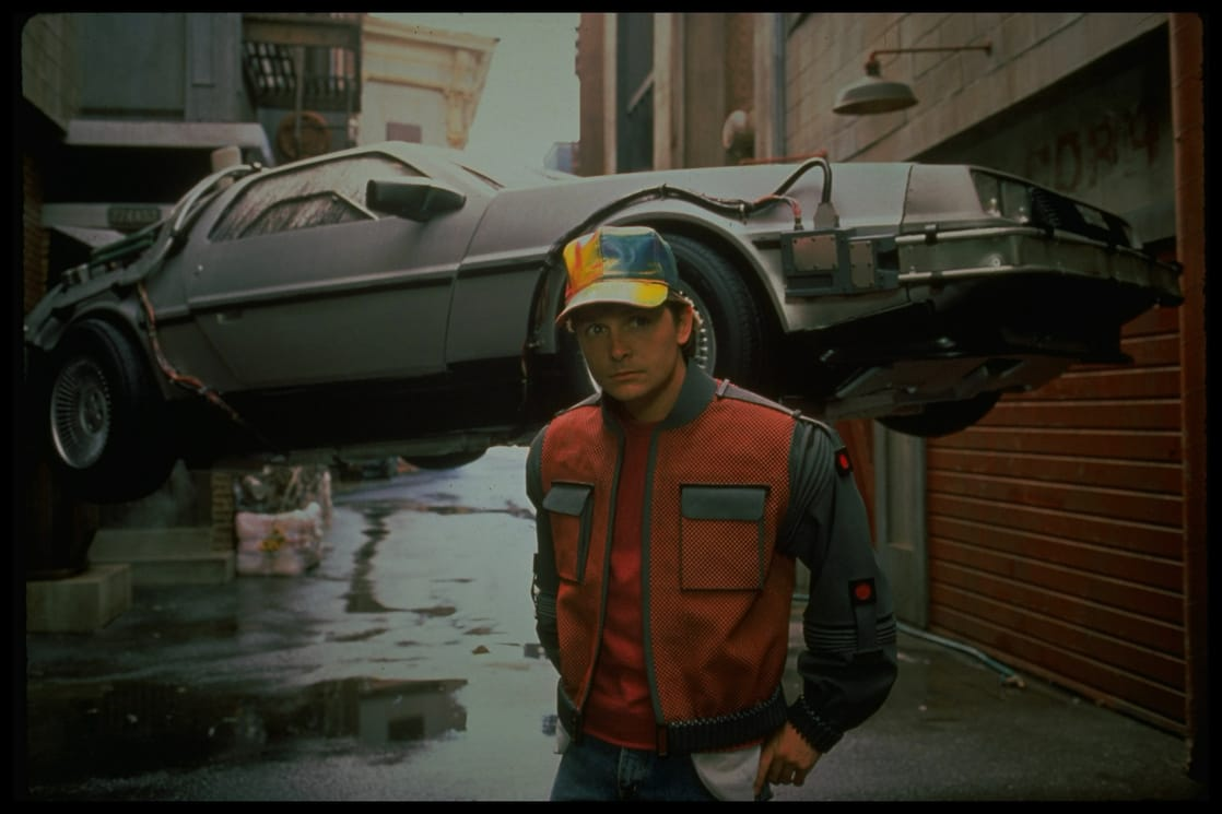 Picture of Back to the Future Part II (1989)