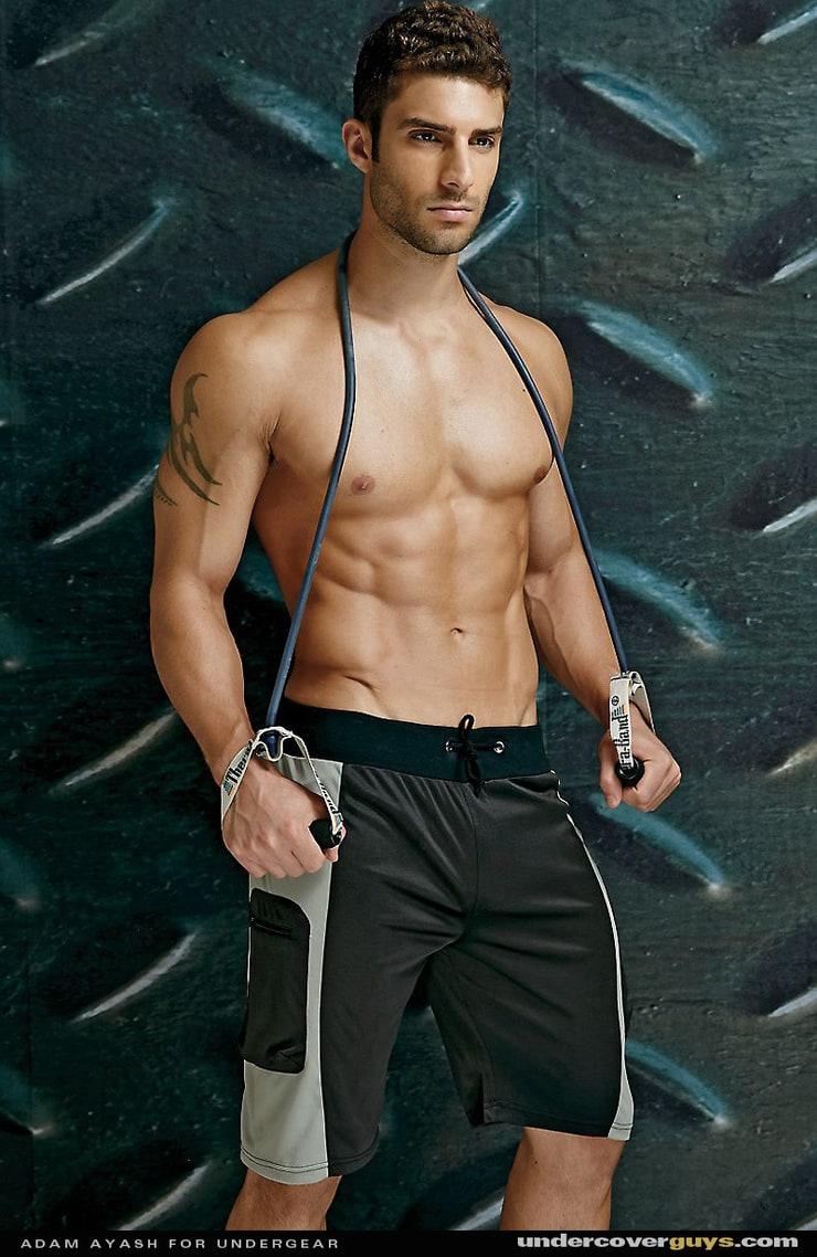 01-adam-ayash-undergear-plaid-boardies | undercover guys
