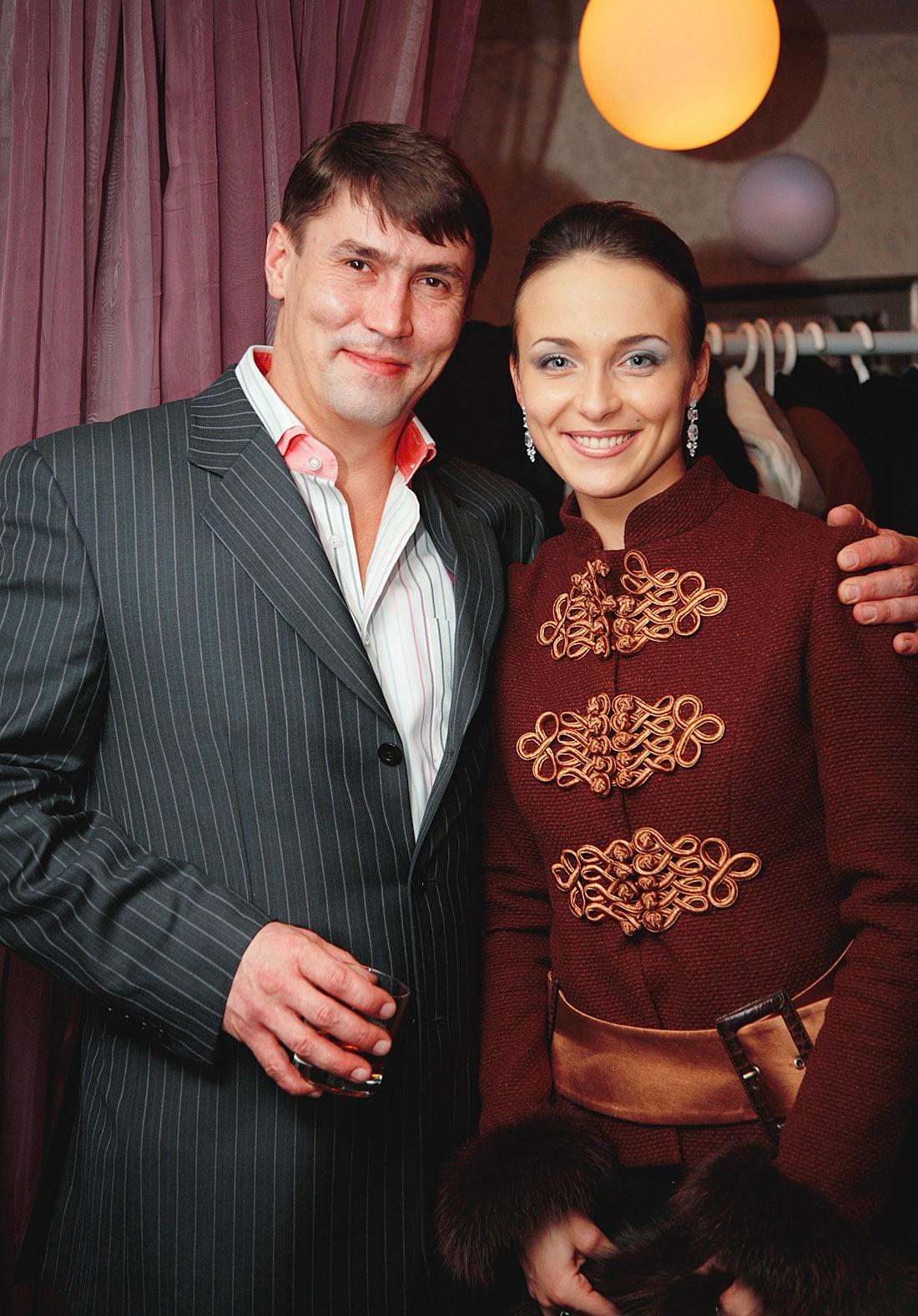 Леонид казинец и анна снаткина фото