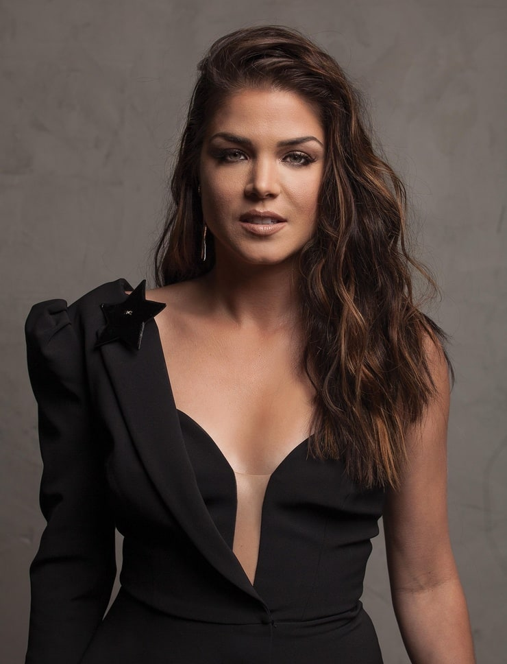 MARIE AVGEROPOULOS at Bafta Tea Party in Los Angeles 01/07