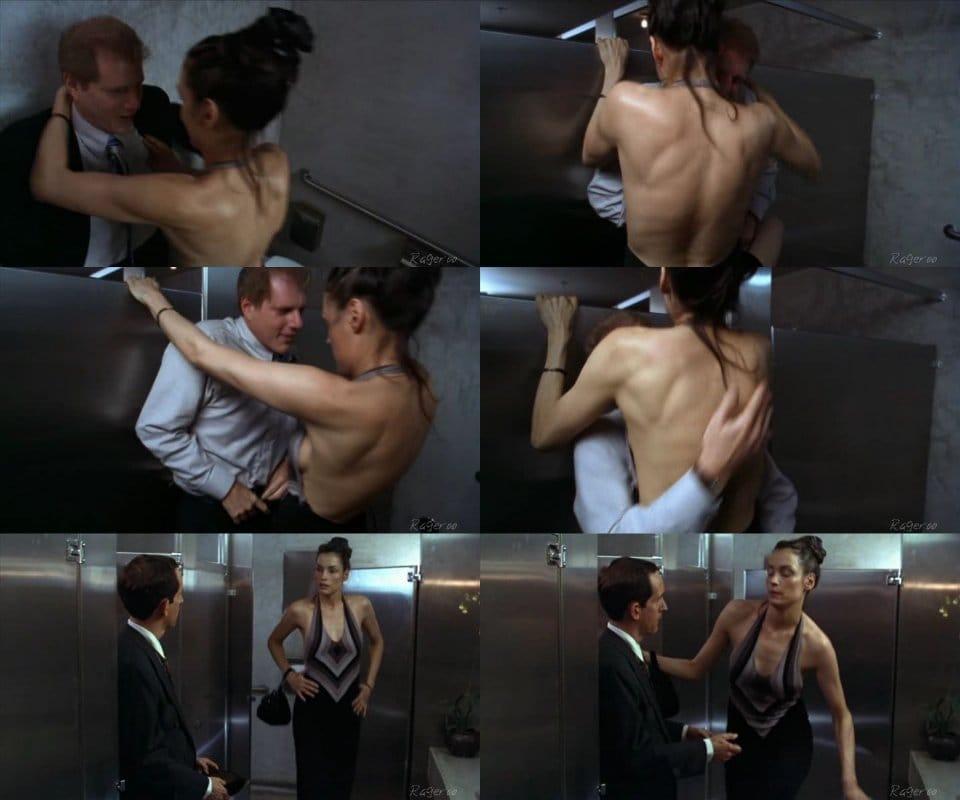 Scene sex nude janssen famke