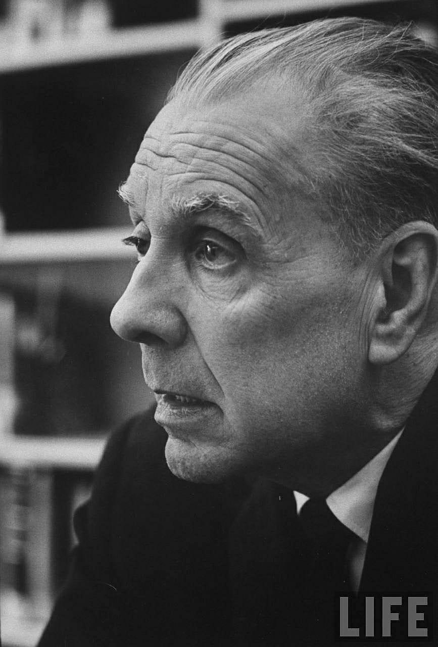 <b>Jorge Luis</b> Borges - 867full-jorge-luis-borges