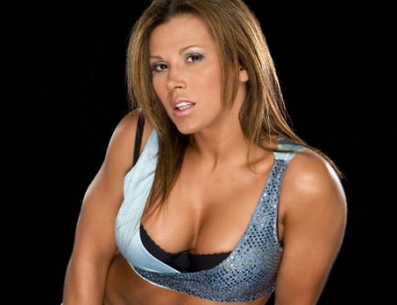 picture of mickie james