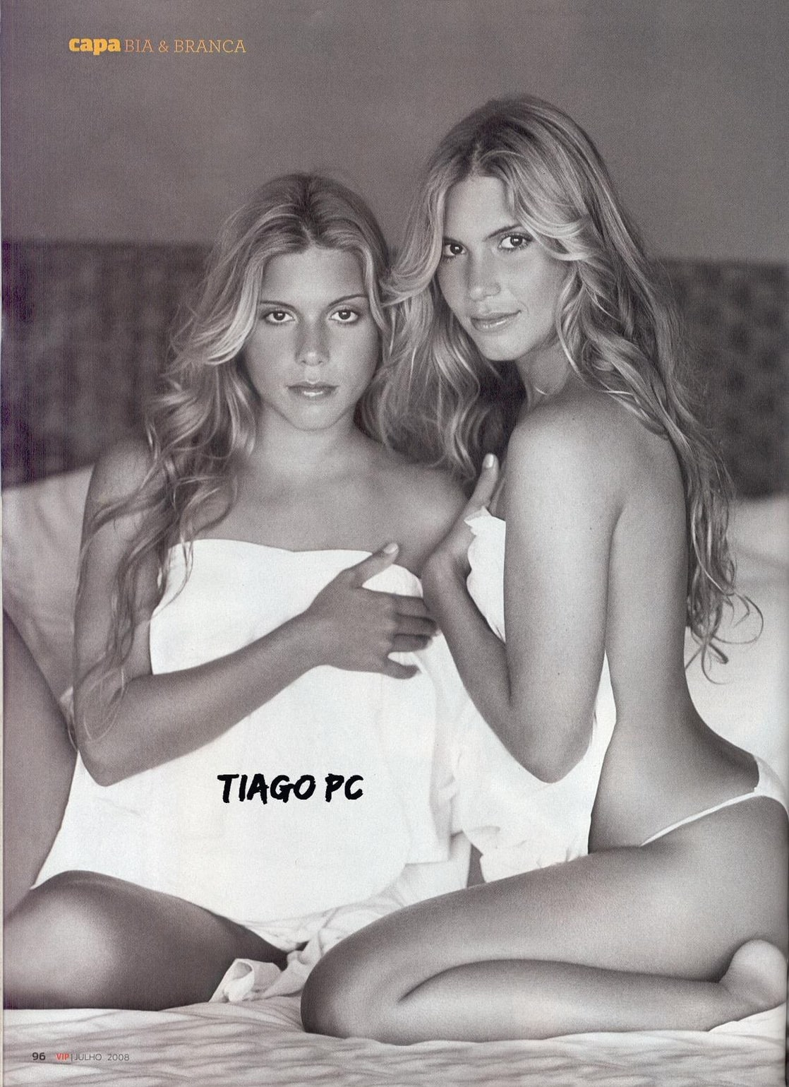 Feres Twins Nude 54