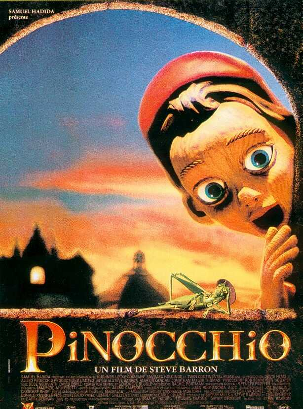 Picture of The Adventures of Pinocchio