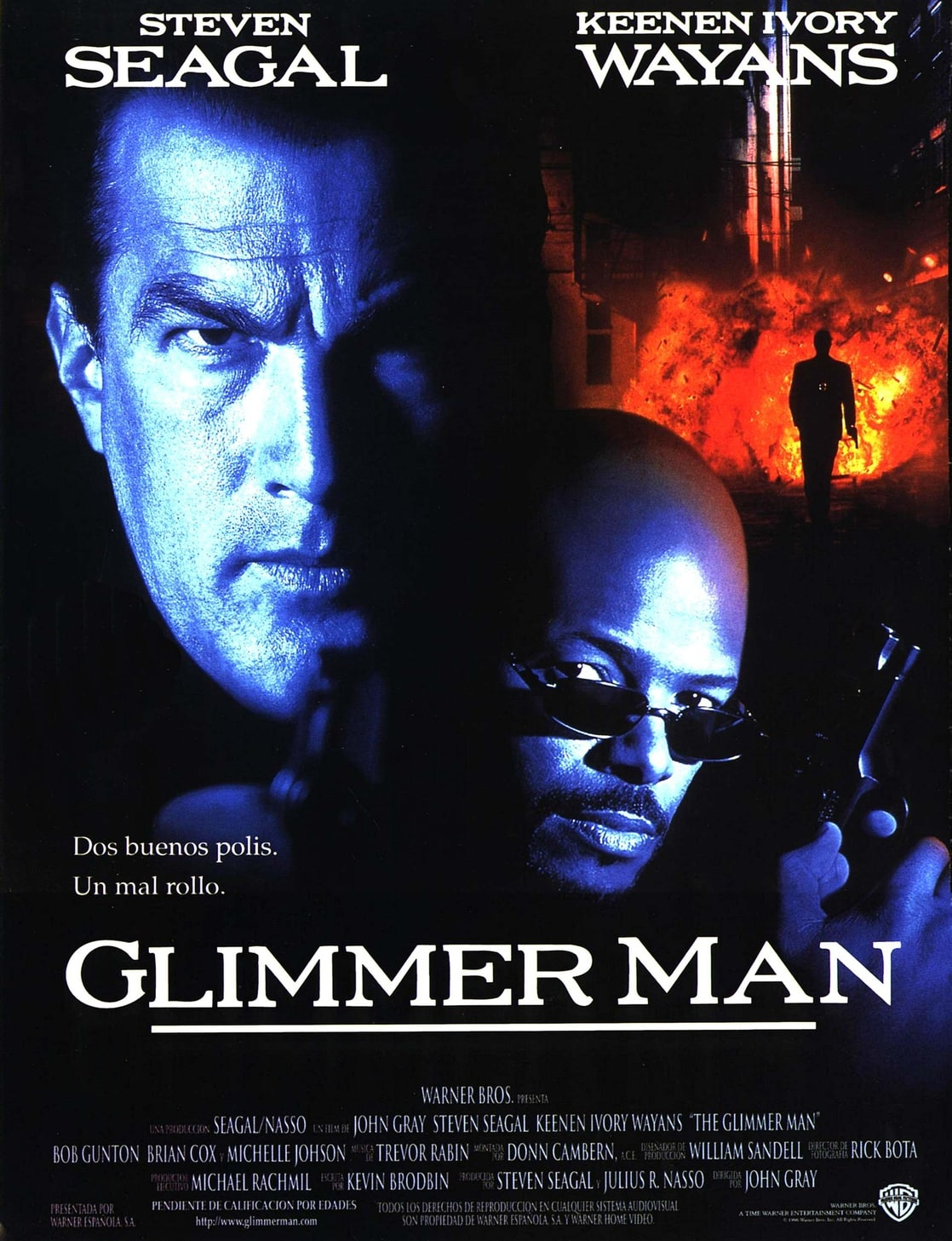 picture of the glimmer man