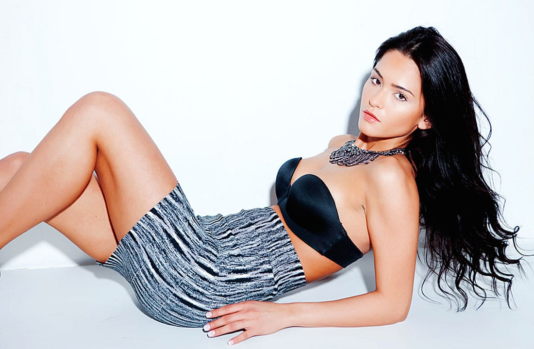 Antoinette Kalaj Topless