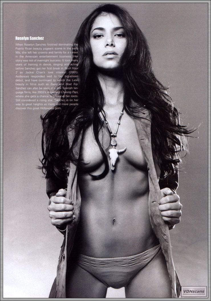 nude pictures of roselyn sanchez № 69748