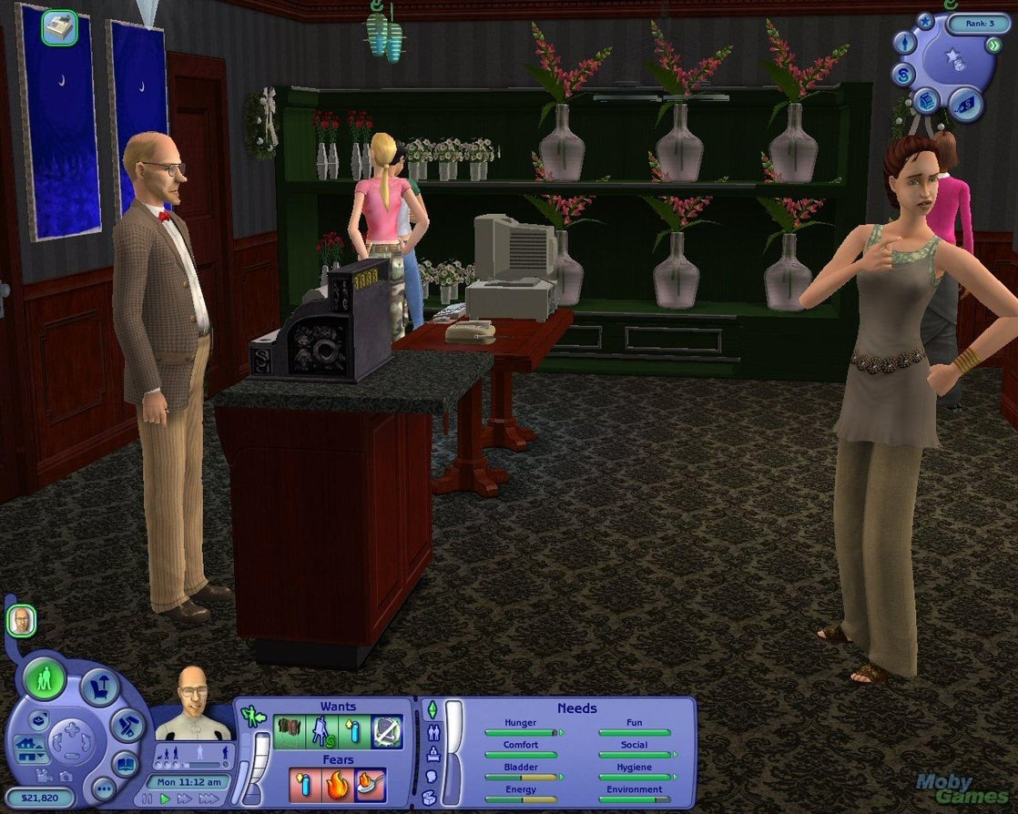 Picture of The Sims 2: Open for Business (Expansion)