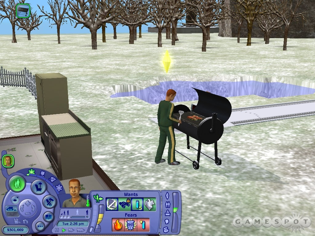 The Sims 2: Seasons (Expansion)