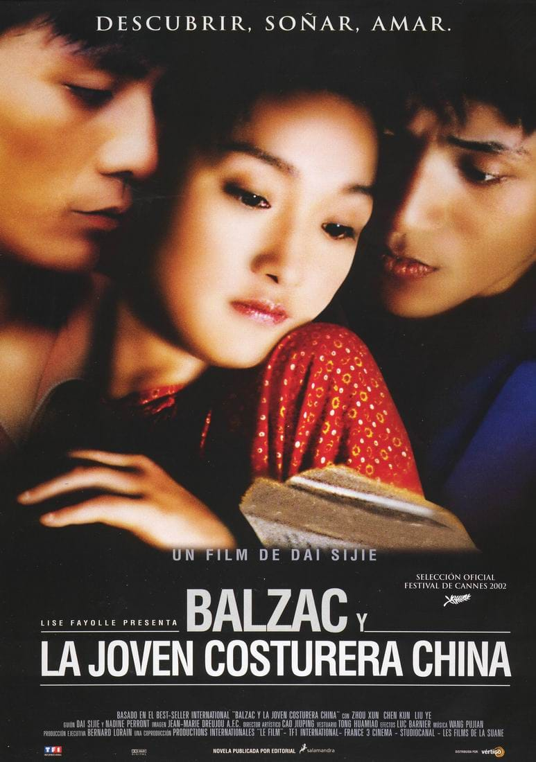 Balzac and the little chinese seamstress book club