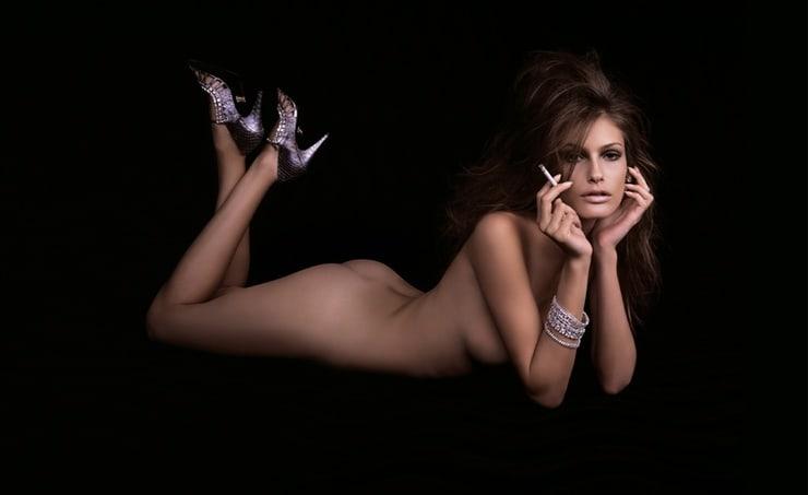 from Aidan caroline francischini nude pics