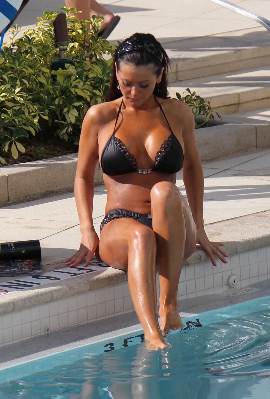 Phrase magnificent jenni jwoww farley bikini