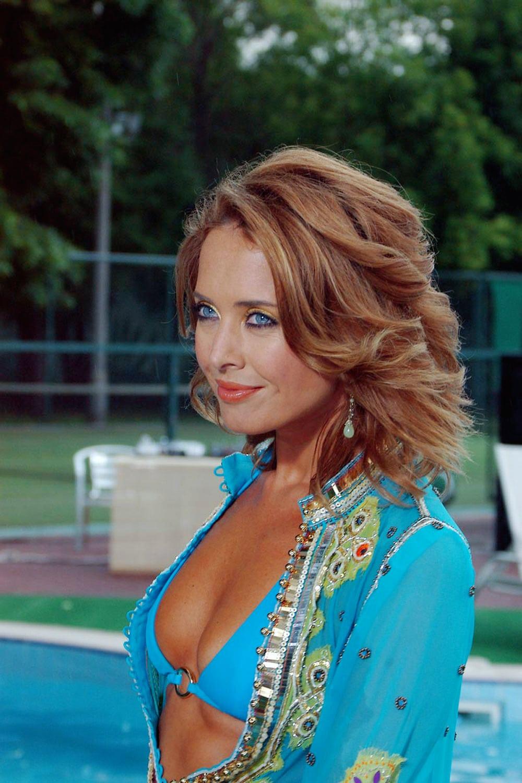 Zhanna Friske was not allowed to open the XXI Film Festival 06.06.2010 88