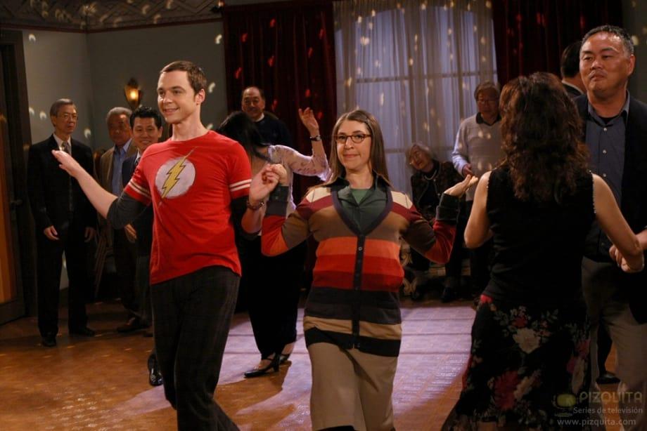 The Big Bang Theory                                  (2007- )