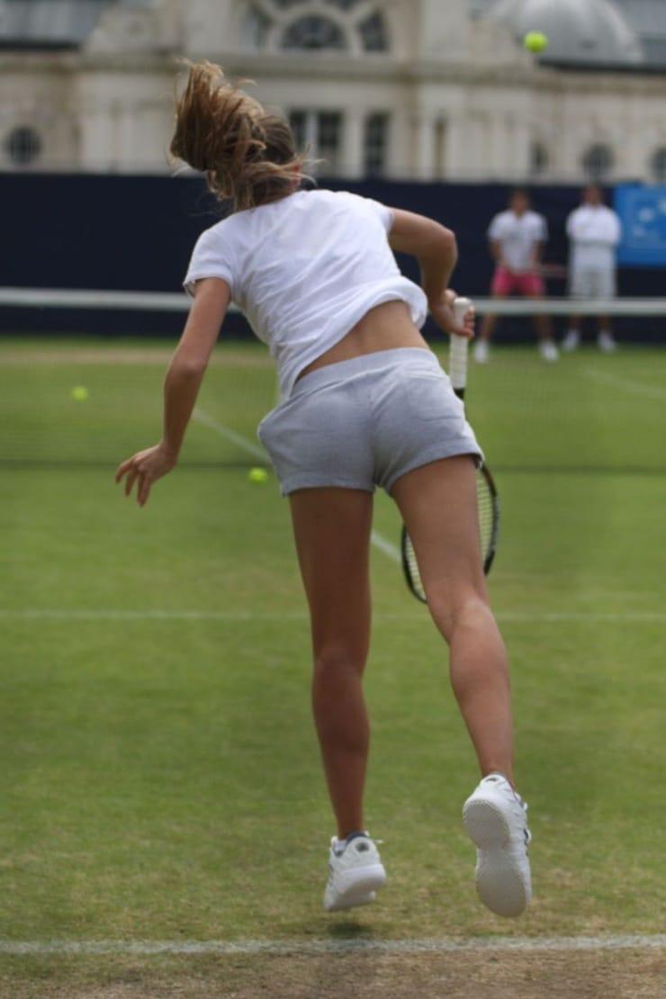 Upskirts bajo la falda chica de secundaria calzon azul prt 1 - 1 6