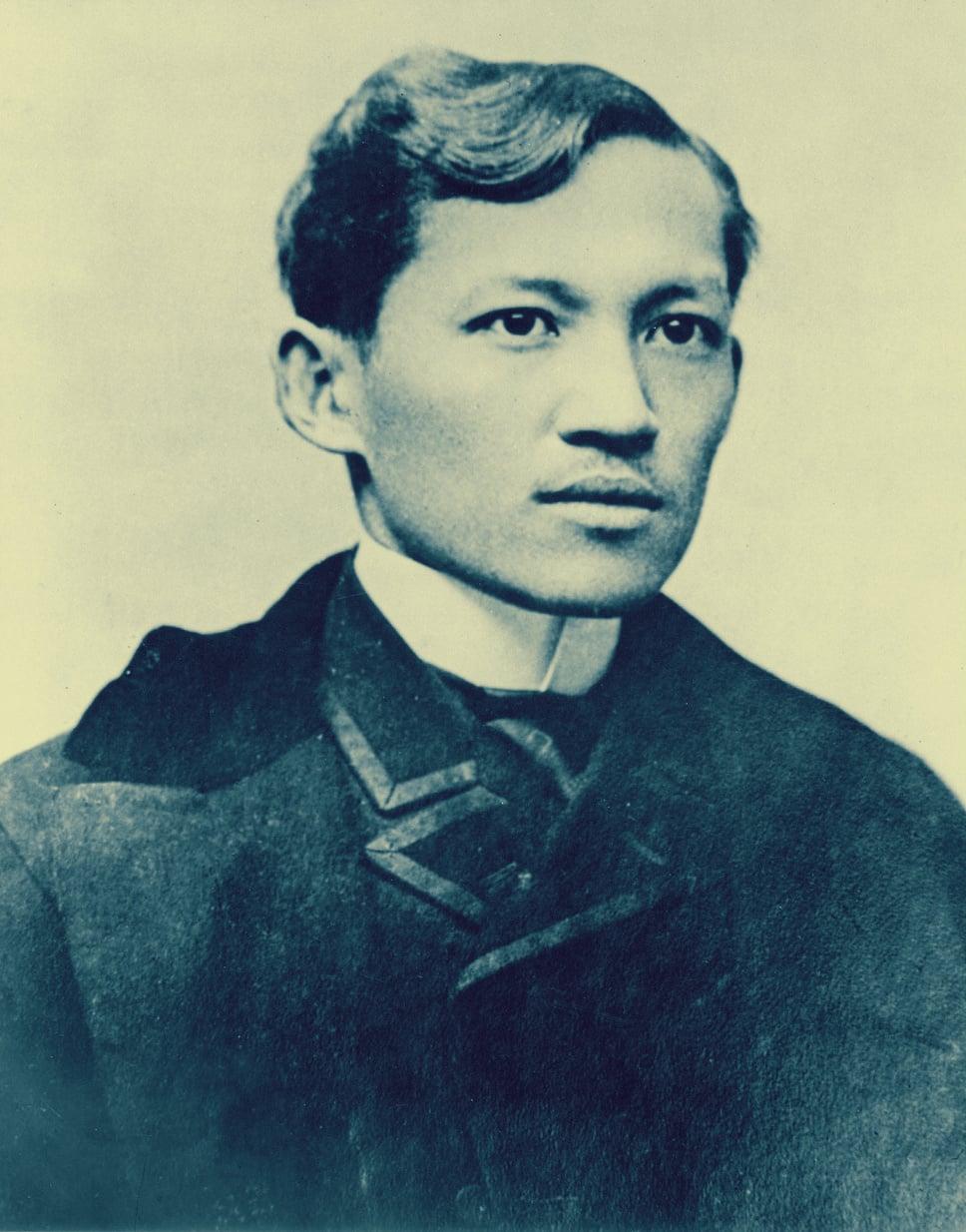 picture of jose rizal