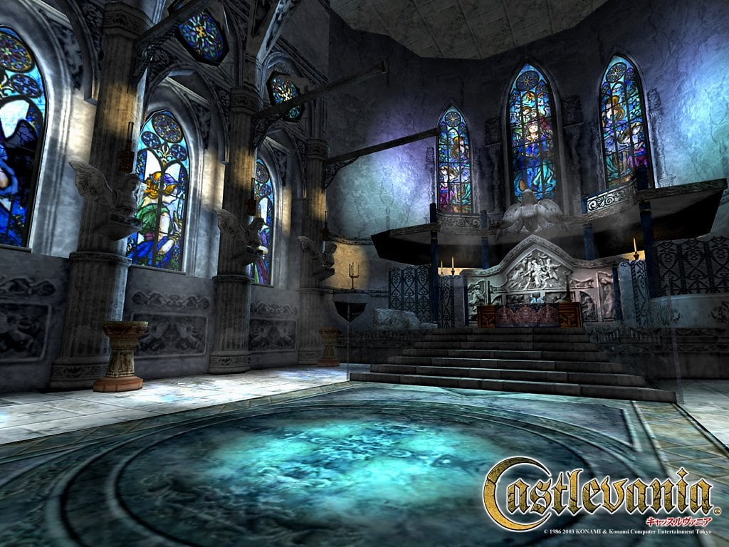 Picture Of Castlevania Lament Of Innocence