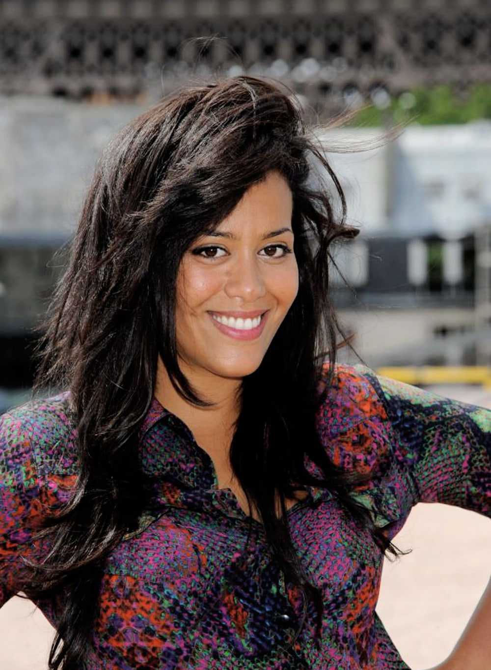 Picture of Amel Bent