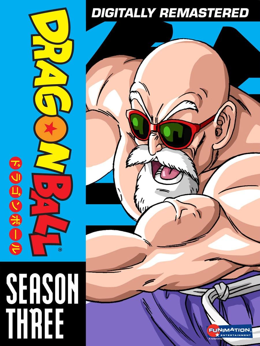 Dragon Ball - Season 3 (2002)