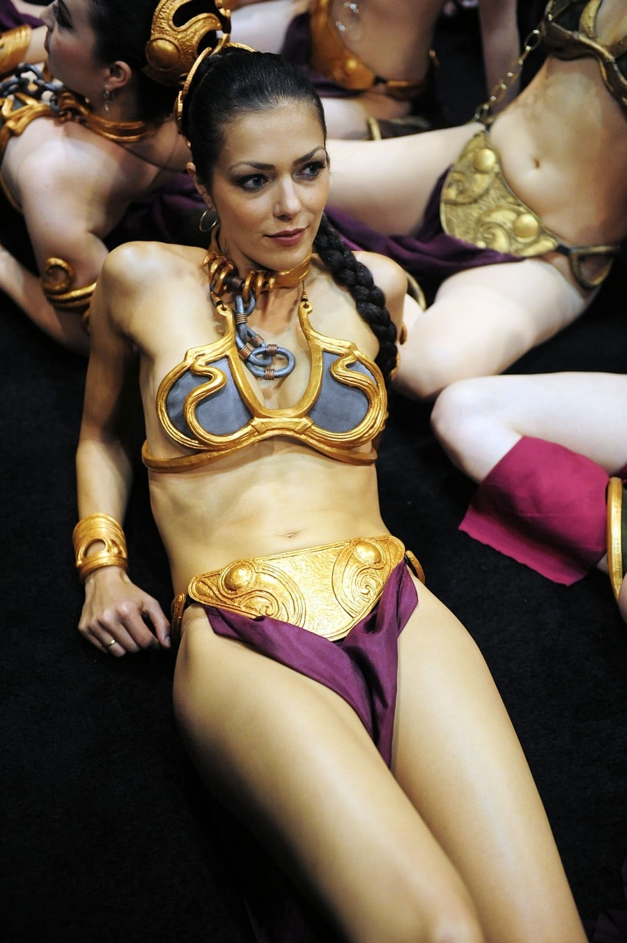 princess Adrianne leia curry