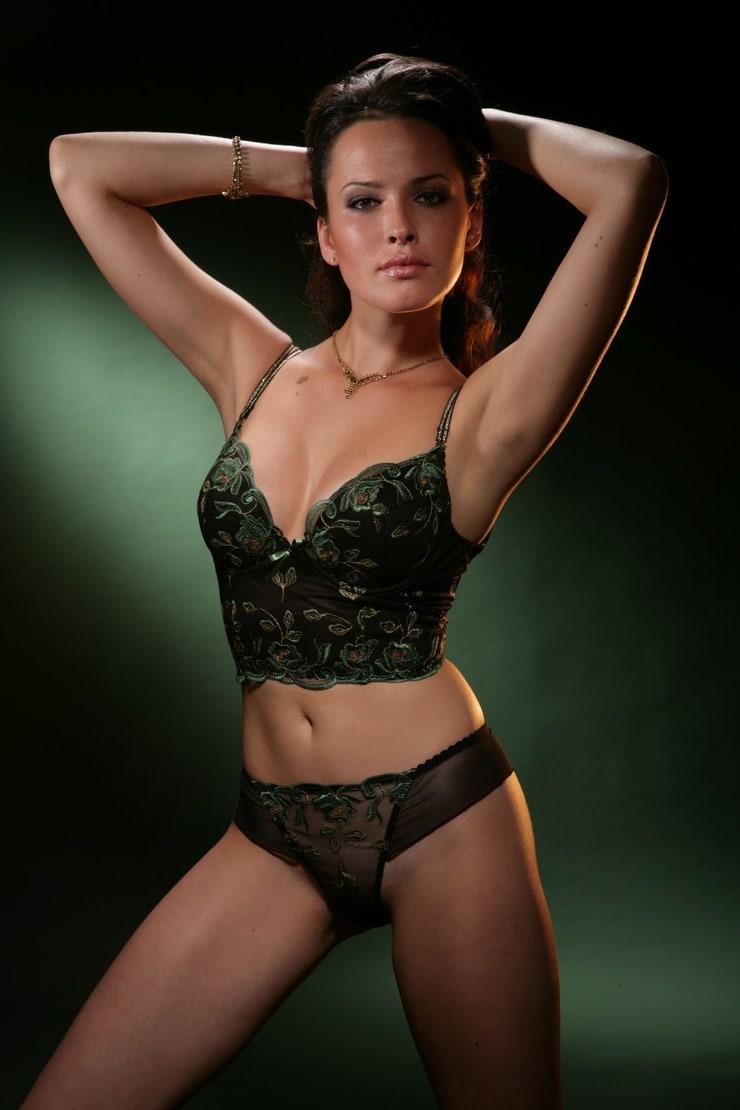 Dasha Astafieva Nude Pictures 117