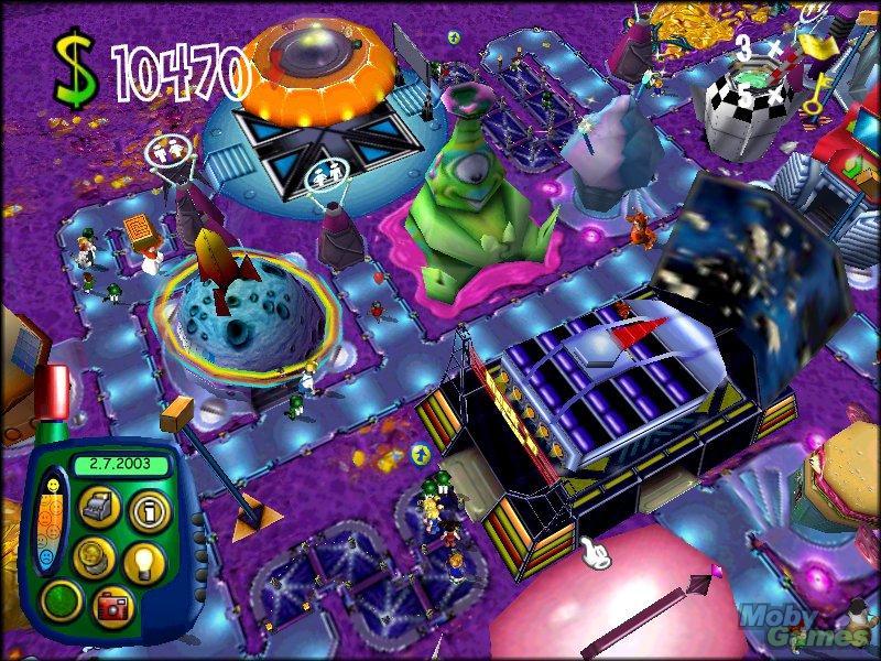 Picture of Sim Theme Park // Theme Park World