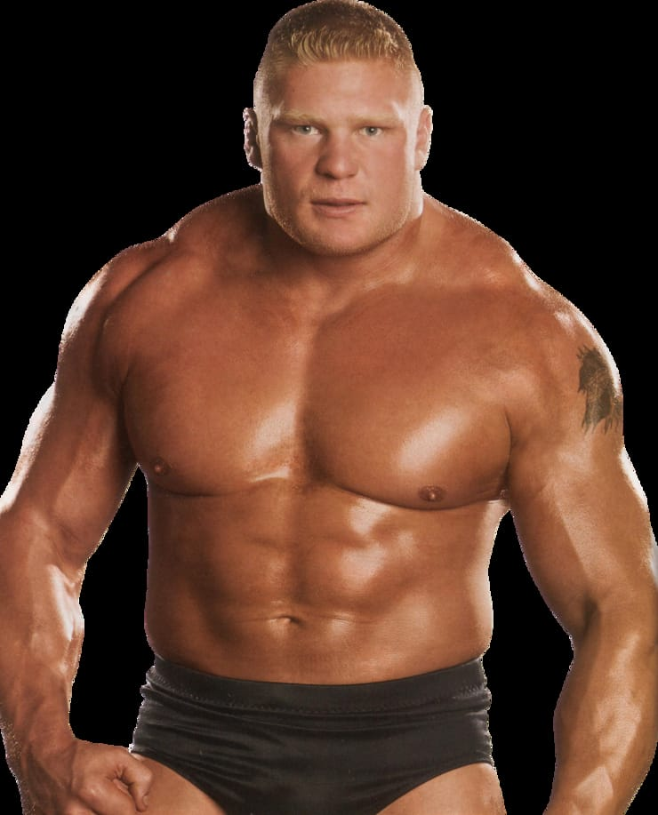 Picture of Brock Lesnar