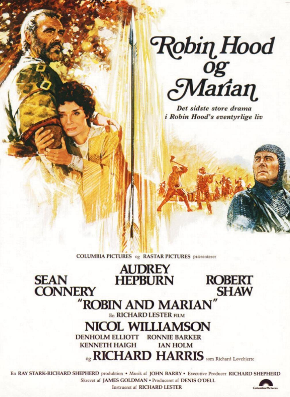 リチャード・レスター監督のロビンとマリアンという映画