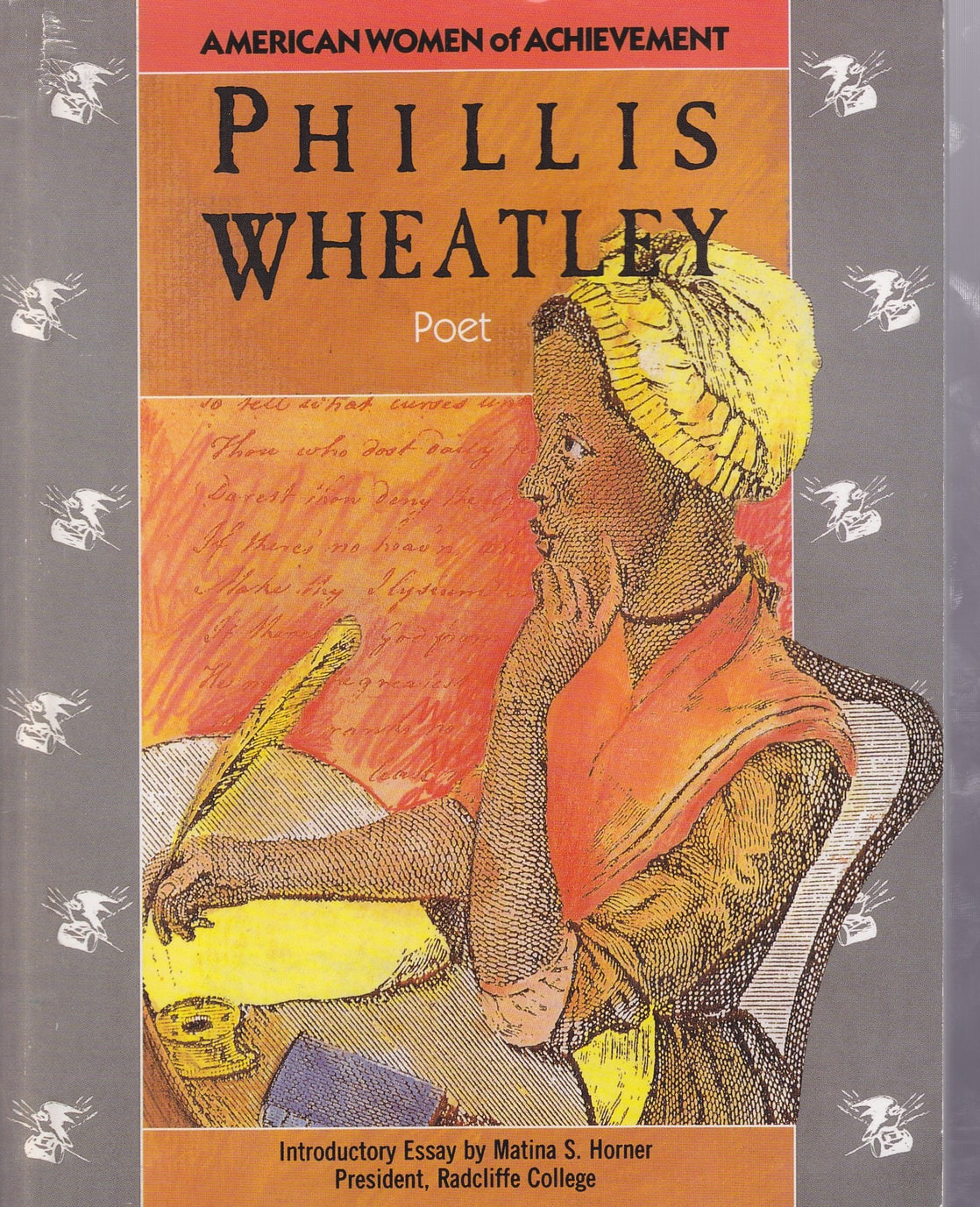 picture of phillis wheatley american women of achievement phillis wheatley american women of achievement