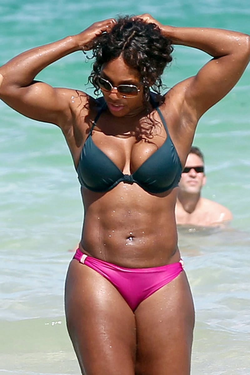 Picture Of Serena Williams-3324
